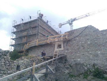Közeleg a felújítás vége és jöhetnek is a látogatók